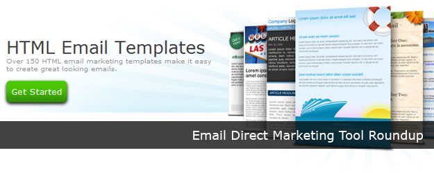 14 Email Direct Marketing Tool Roundup