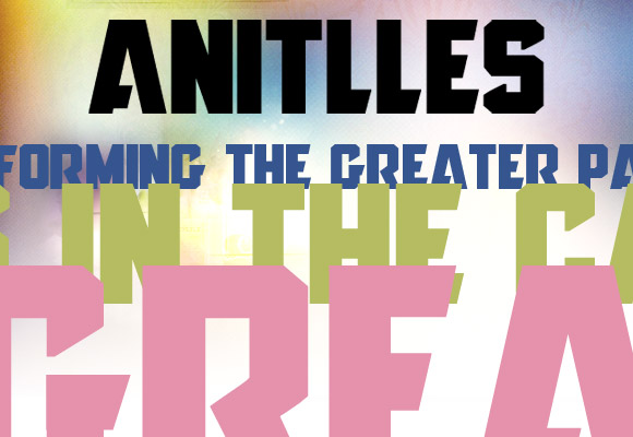 Anitlles Expanded Free Font
