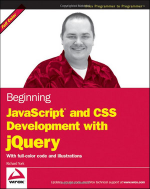 Beginning-JavaScript-Development-jQuery-Programmer