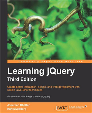 Learning-jQuery-Edition-Jonathan-Chaffer