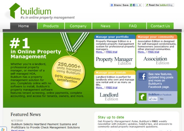 Buildium - Buildium Property Management Software