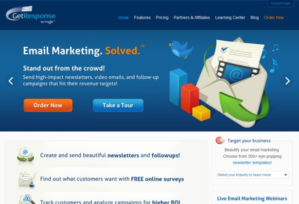 GetResponse - Email Marketing Software, Autoresponder
