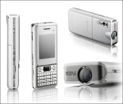 Projector Phone1