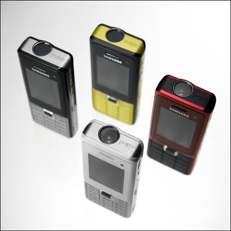 Projector Phone2