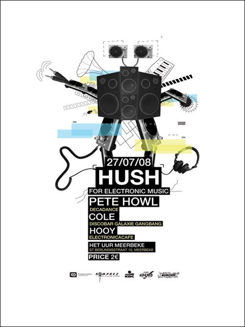 flyer-design-hush