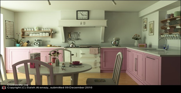 feminine-kitchen
