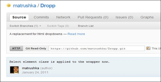 dropp-jquery-navigation-menu-plugins