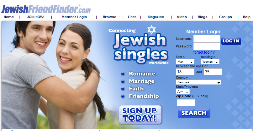 Jewish dating websites