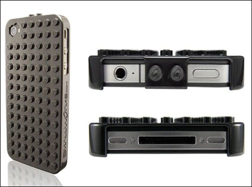 SmallWorks BrickCase for iPhone 4