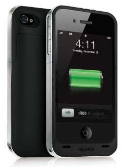 Mophie Juice Pack Air Case and Rechargeable Battery