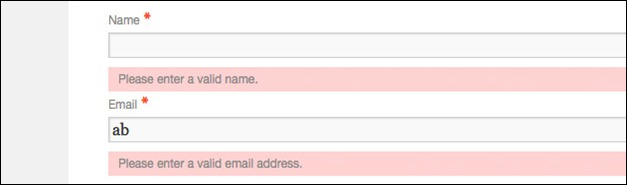 Validate Forms in WordPress with jQuery