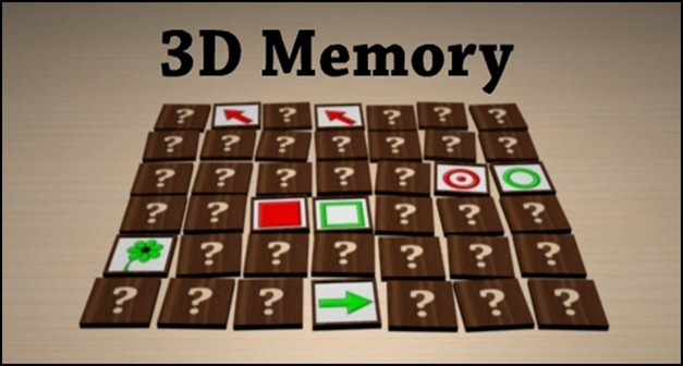 3dMemory_thumb31 unity game engine