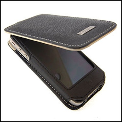 Alu Leather Case