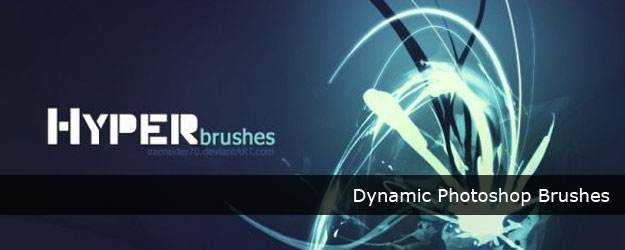 25 Most Dynamic Photoshop Brushes to Spice up your Designs
