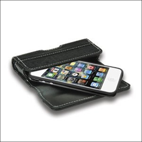 Grantwood Technology's Premium Leather Horizontal Flip Case