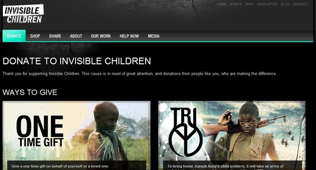 30 Exceptionally Designed Donation Pages