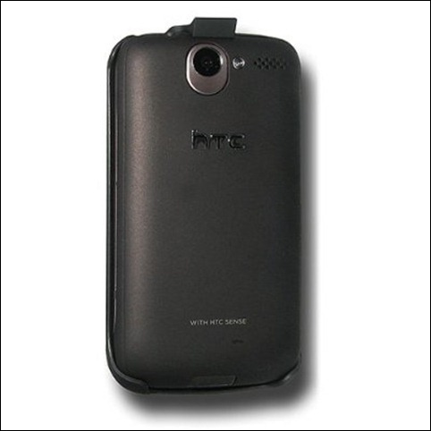 Amzer Rubberized Holster for HTC Desire