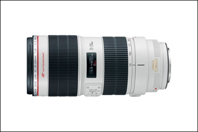 Canon EF 70-200mm f2.8L II IS USM