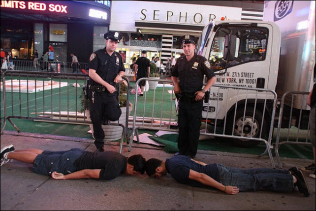 Plankers And Cops