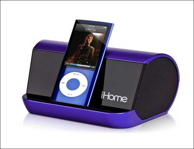 iHome iHM9 Portable Stereo System