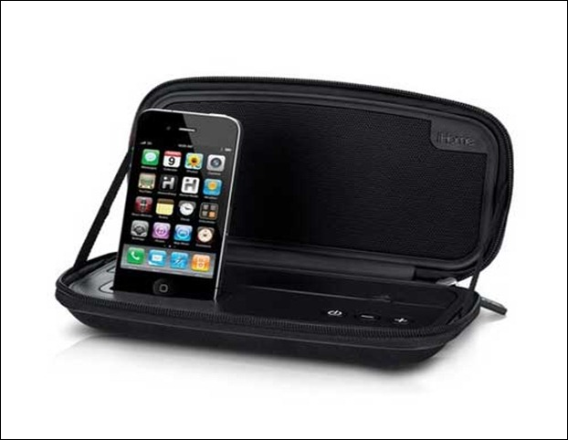iHome iP37 Portable Stereo Speaker