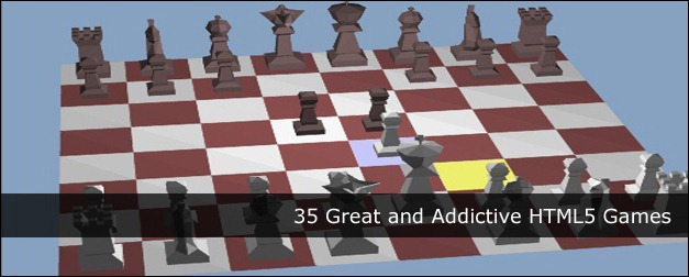 Great and Addictive HTML5 Games