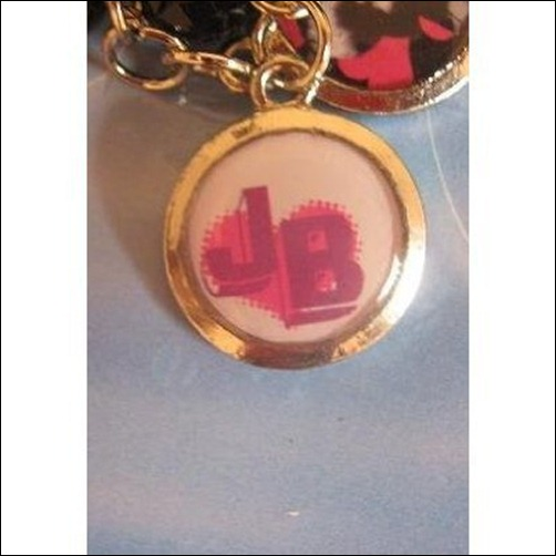 JB cellphone Ornaments