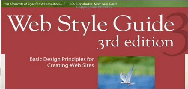 Web Style Guide  3rd Edition