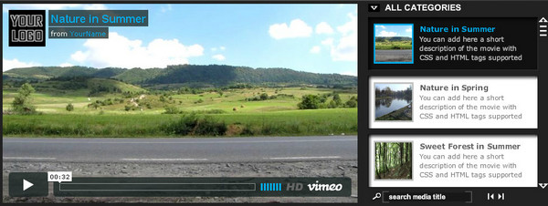 20 Excellent WordPress Video Player Collection