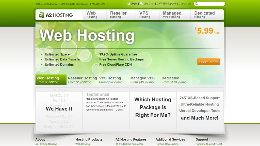 The Web Hosting Features You Need