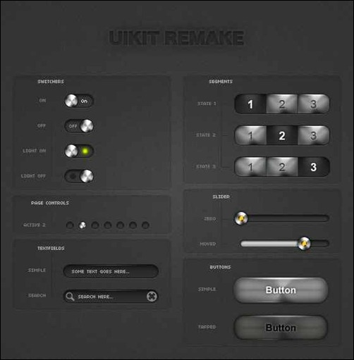 ui-kit-remake