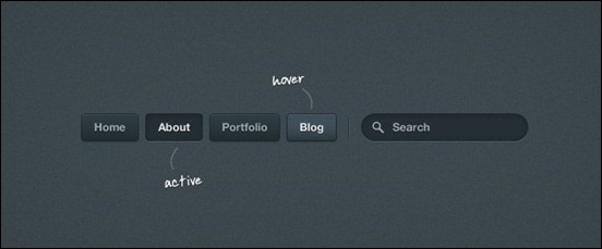 dark-button-navigation-psd
