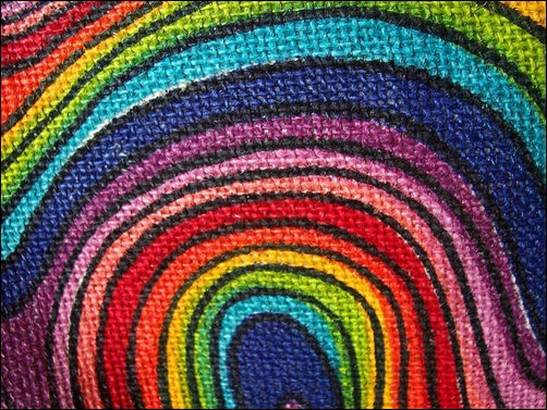 fabric-with-swirl-background
