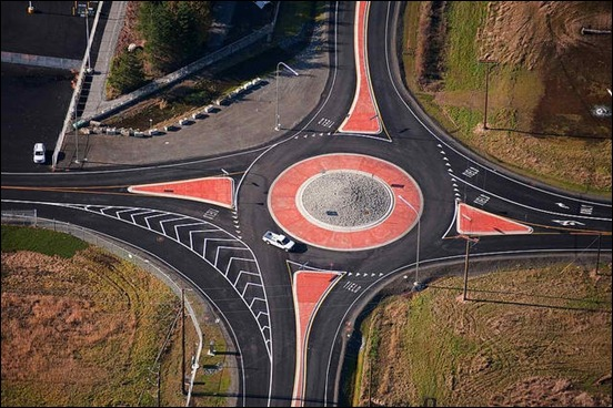 roundabout-aerial
