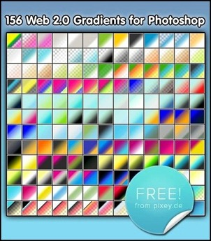 web20gradients-for-photoshop