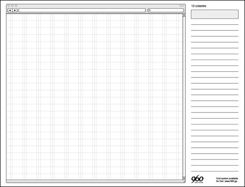 960-grid-templates