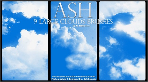 Clouds-Brushes