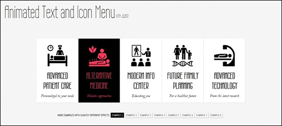 animated-text-and-menu-icon-with-jquery
