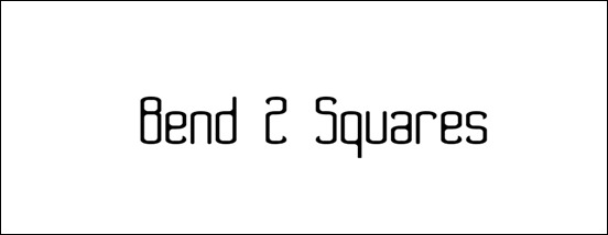 bend-to-squares