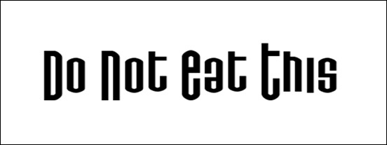 do-not-eat-this