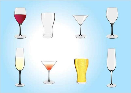 drinks-illustration-set