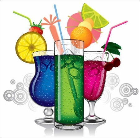 free-cocktail-vectors