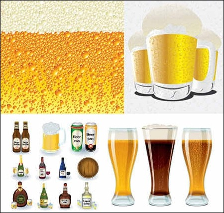 free-vector-beer-collection