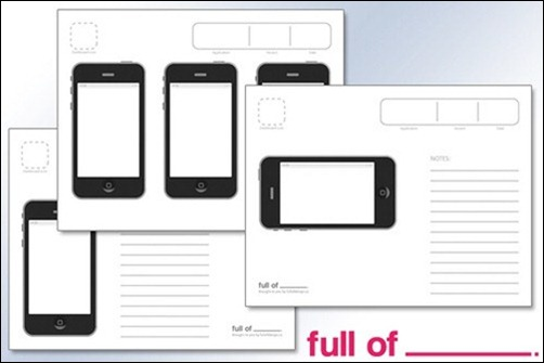 iphone-app-wireframe-templates