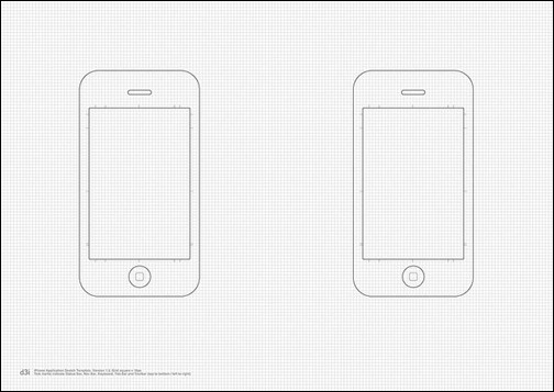 iphone-sketching-template