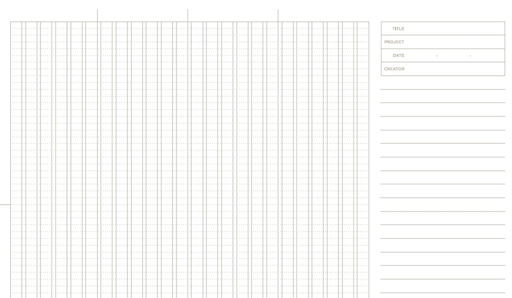 Free Printable Sketching And Wireframing Templates