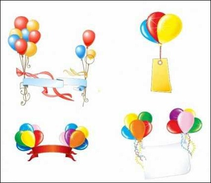 party-balloons-vector
