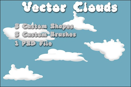 vector-clouds