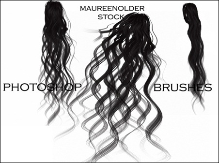 STOCK-PHOTOSHOP-BRUSHES-hair4