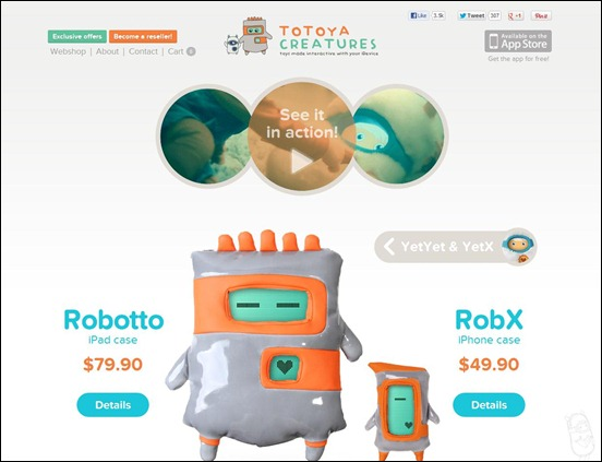 Totoyacreatures